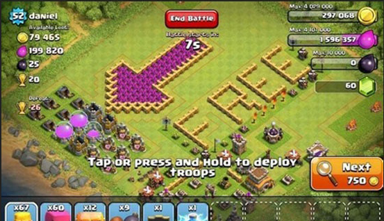 how to get your old base in clash of clans