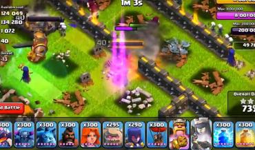 Regenaration Archer Queen 2 - Top 10 Clash of clans update