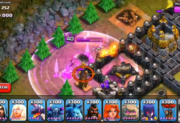 Regenration Barbarian king 2 - Top 10 Clash of clans update